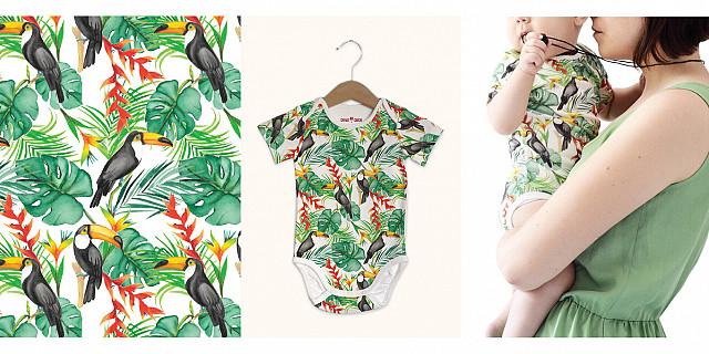 Sylvie Santelli - Dessin textile all-over changemacouche.com 76223