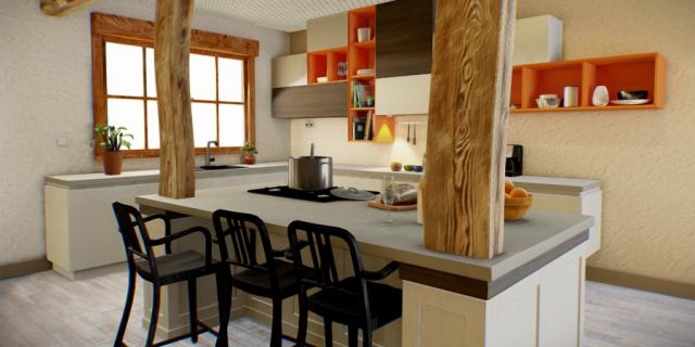 WNS Studio - Cuisine moderne Temps réel 70169