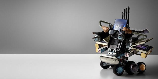 Yohann Gendry - Série perso - Robots 76569