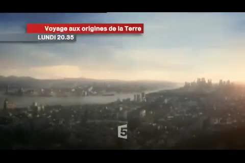Christophe Bakea - Voix off France 5 / Bande-annonce Voyage aux origines de la Terre 68637
