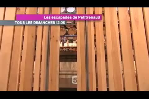 Christophe Bakea - Voix off Bande-annonce France 5 - Escapades Jean-Luc Petitrenaud 68639