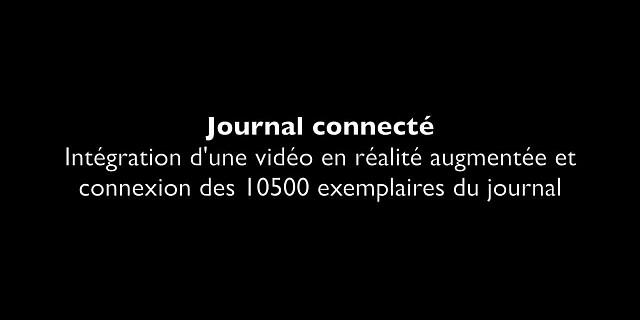 KISSAGRAM Design - Journal et voeux connectés 77693